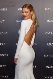 Karlie Kloss - David Jones Autumn Winter 2017 Collections Launch in Sydney 2/1/ 2017