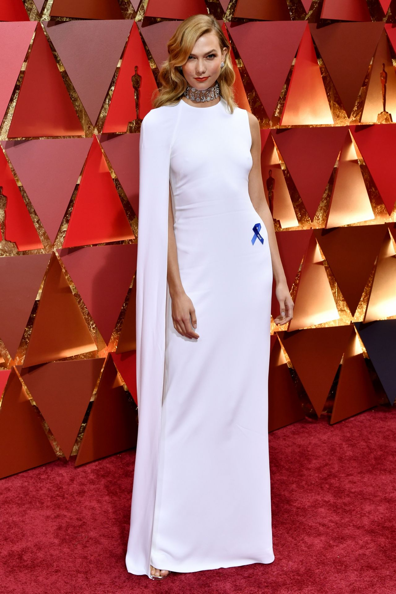 Karlie kloss oscars 2019 red carpet in hollywood - 2019 year