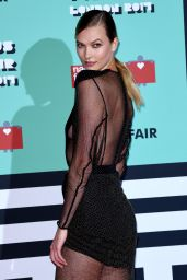 Karlie Kloss - The Naked Heart Foundation Fabulous Fund Fair in London 2/22/ 2017