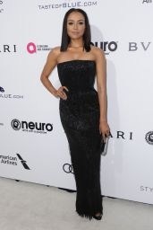 Kat Graham at Elton John AIDS Foundation Academy Awards 2017 Viewing Party in LA