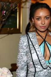 Kat Graham – Gemfields Oscars Cocktail Party in Los Angeles, February 2017