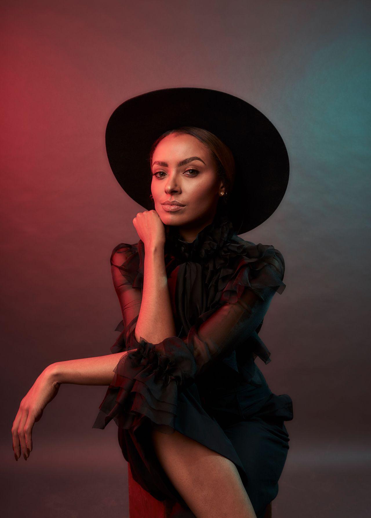 Kat Graham – Variety Portrait Studio at the Music is ...
