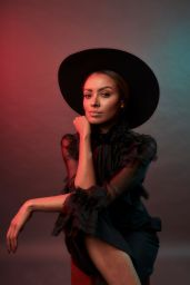 Kat Graham – Variety Portrait Studio at the Music is Universal Lounge in LA 2/10/ 2017
