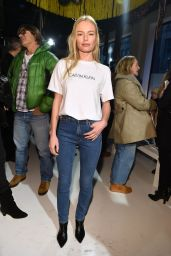 Kate Bosworth – Calvin Klein Show in New York 2/10 /2017