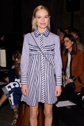 Kate Bosworth – House of Holland Show at London Fashion Week 2/18/ 2017