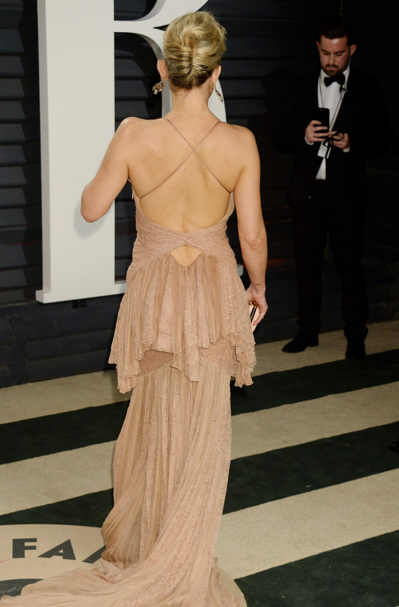 Kate Hudson Vf Oscar 2017 Party In Los Angeles