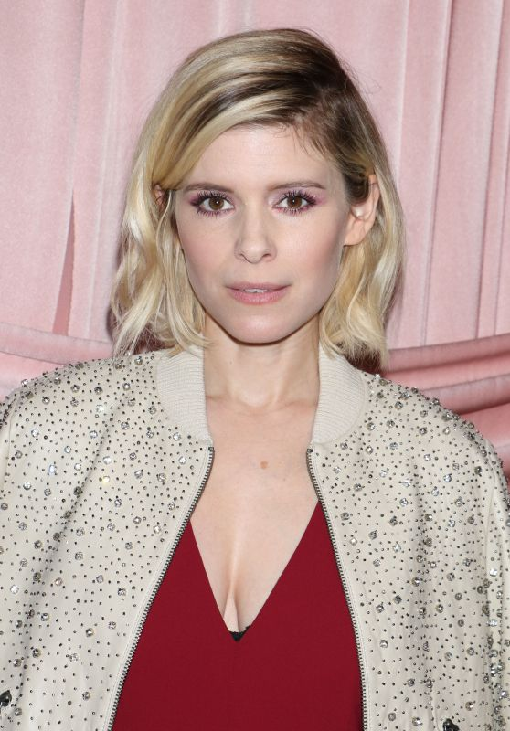 Kate Mara - Alice+Olivia by Stacey Bendet Fashion Show in NY2/14/ 2017