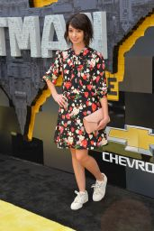 Kate Micucci – 'The LEGO Batman Movie' Premiere in Los Angeles 2/4/ 2017