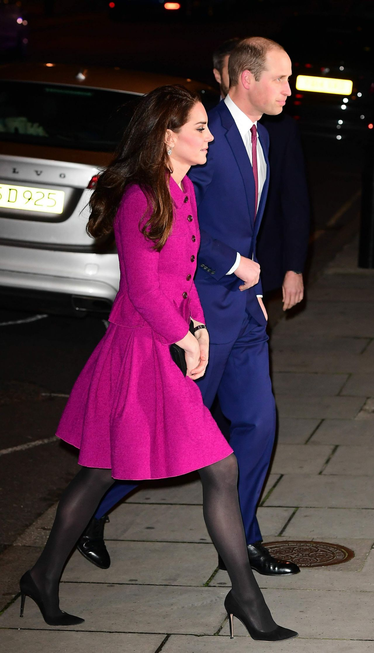 Kate Middleton Arriving At Chandos House In London 2 6