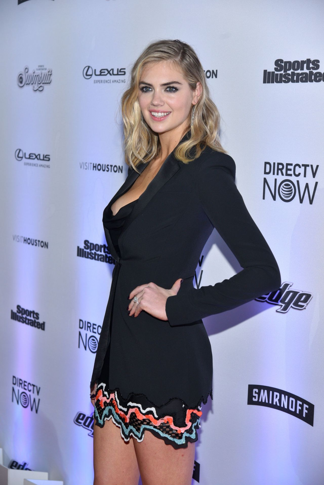 Kate Upton 2017 Sports Illustrated Swimsuit Edition Launch