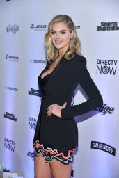 Kate Upton - SI Swimsuit Edition Launch Event in New York City 2/16/ 2017