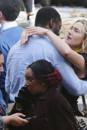 Kate Winslet and Idris Elba -