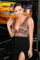 Katharine McPhee – GRAMMY Awards in Los Angeles 2/12/ 2017