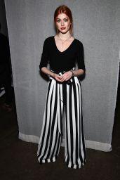 Katherine McNamara – Milly Fashion Show at NYFW 2/10/ 2017