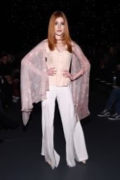 Katherine McNamara - Oday Shakar Show at New York Fashion Week 2/10/ 2017