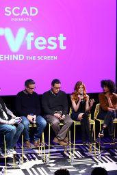 Katherine McNamara - SCAD Presents aTVfest 2017