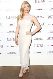 Katheryn Winnick - Premiere of Bitter Harvest in London 2/20/ 2017
