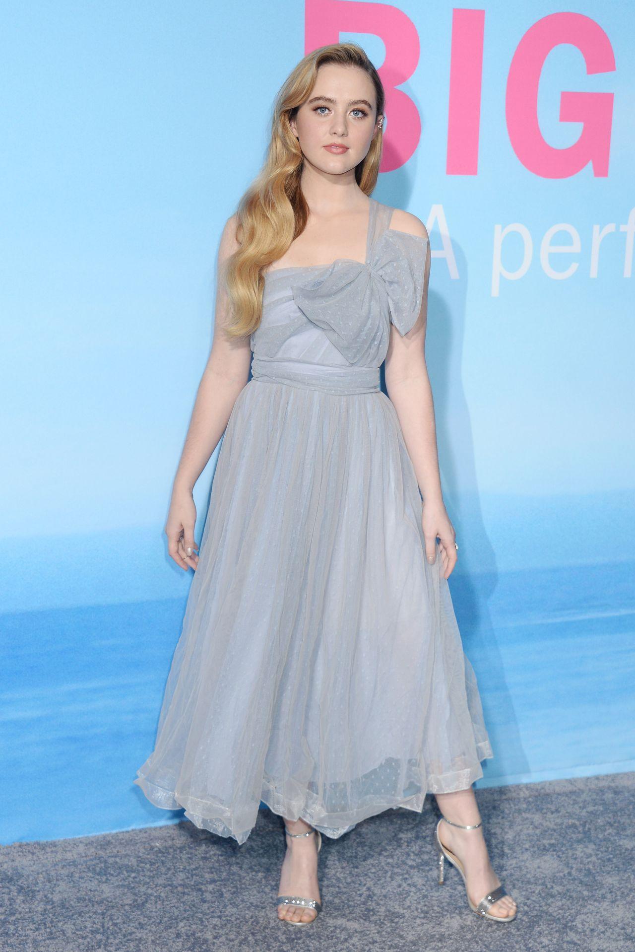 Kathryn Newton - HBO's Big Little Lies Premiere in Los ...