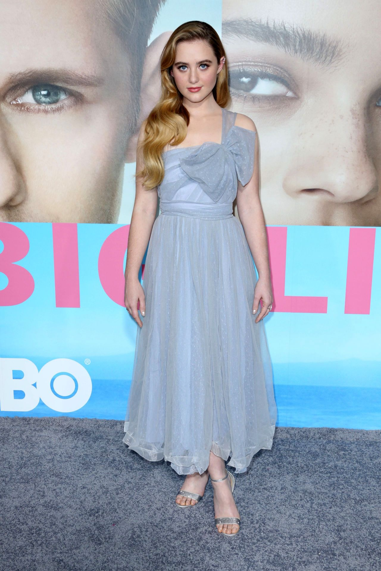 Kathryn Newton Hbo S Big Little Lies Premiere In Los
