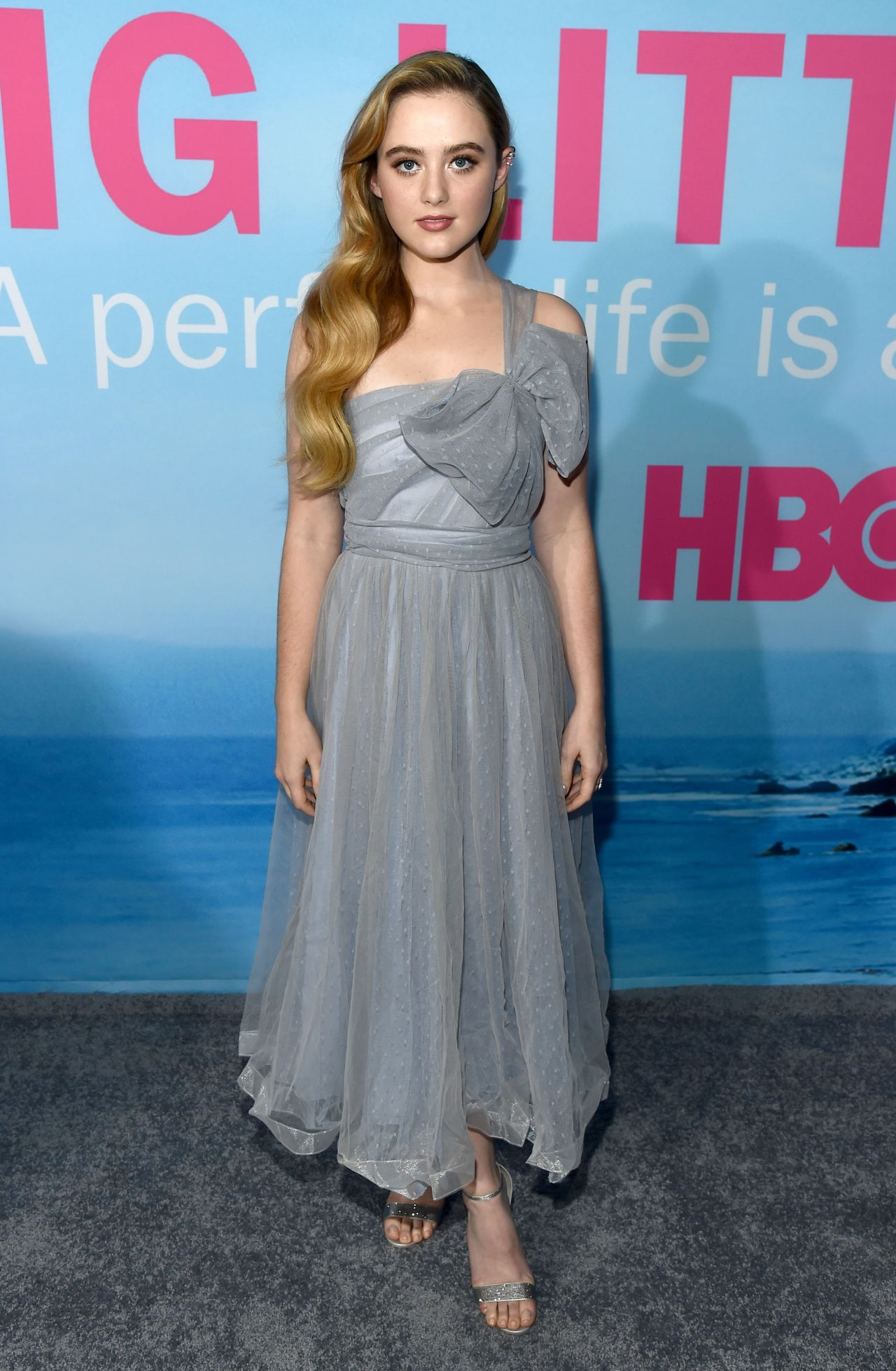 Kathryn Newton – HBO's Big Little Lies Premiere in Los Angeles 2/7 ...