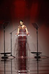 Katie Holmes - Hosts The American Heart Association