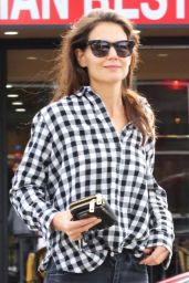 Katie Holmes - Out in Los Angeles 2/4/ 2017