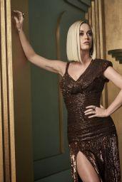 Katy Perry - 2017 Vanity Fair Oscar Party Portrait