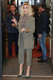 Katy Perry at BBC Radio Studios in London 2/21/ 2017