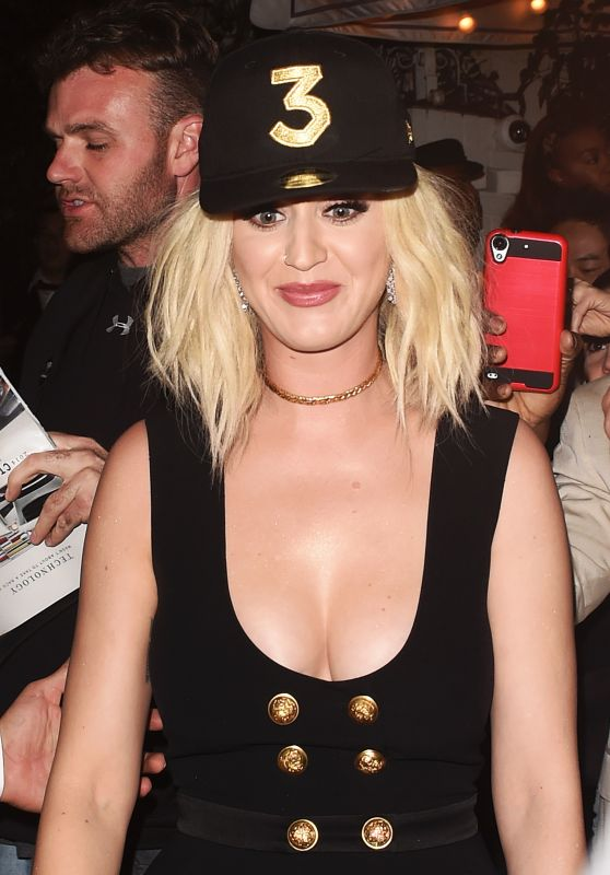 Katy Perry - Grammy After Party at Chateau Marmont in Los Angeles 2/12/ 2017