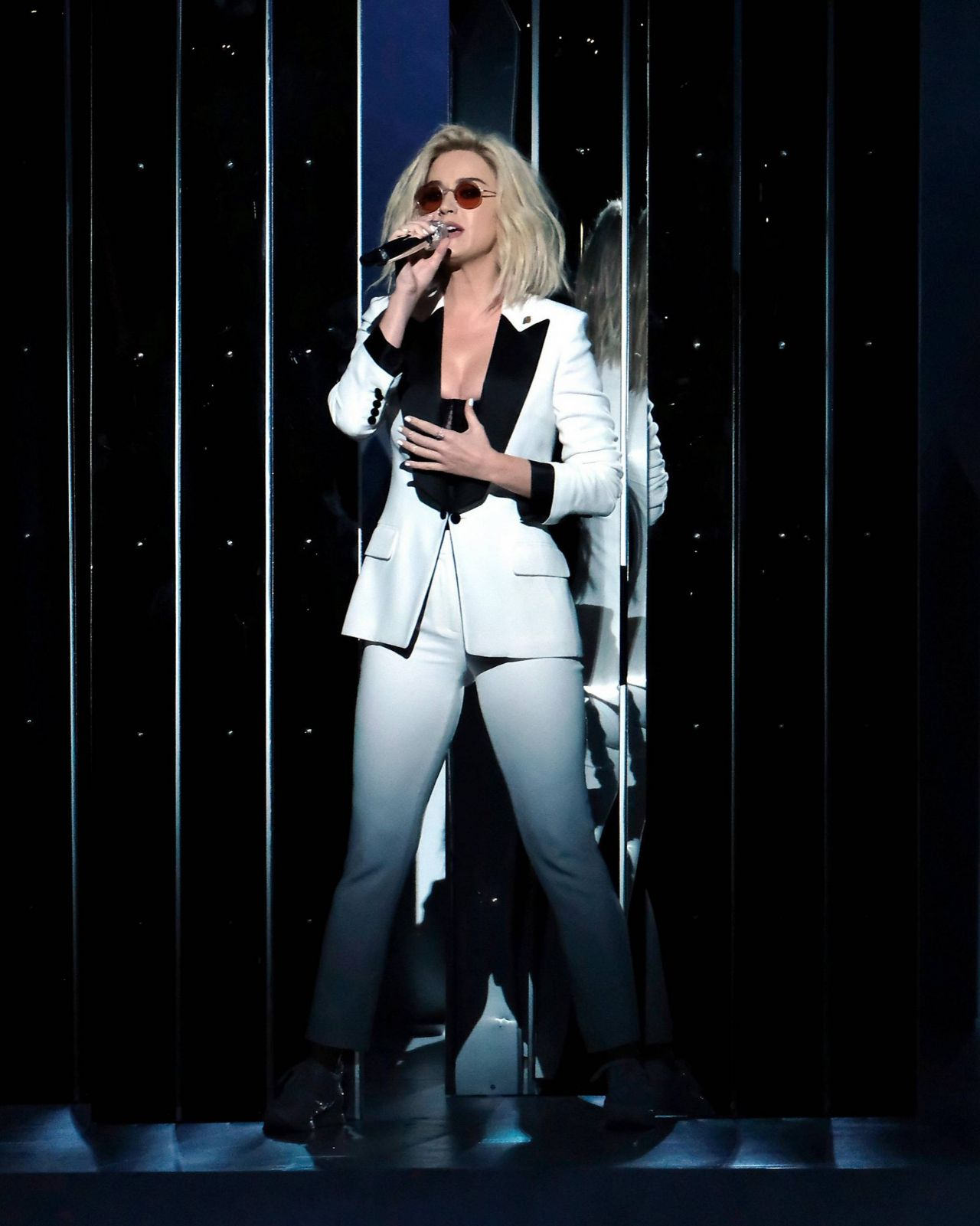 Katy Perry Performs At GRAMMY Awards 212 2017