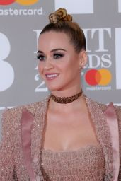 Katy Perry – The Brit Awards at O2 Arena in London 2/22/ 2017