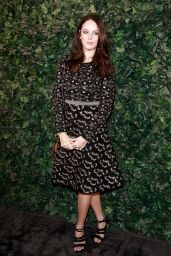 Kaya Scodelario – BAFTA Nespresso Nominees' Party, London, UK 2/11/ 2017