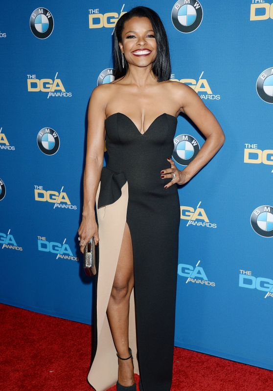 Keesha Sharp – Directors Guild Awards in Los Angeles 2/4/ 2017