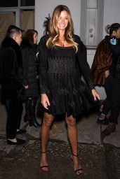 Kelly Bensimon – Zac Posen Presentation at New York Fashion Week 2/4/ 2017