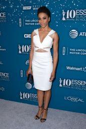 Kelly McCreary – Essence Black Women in Hollywood Awards in Los Angeles 2/23/ 2017