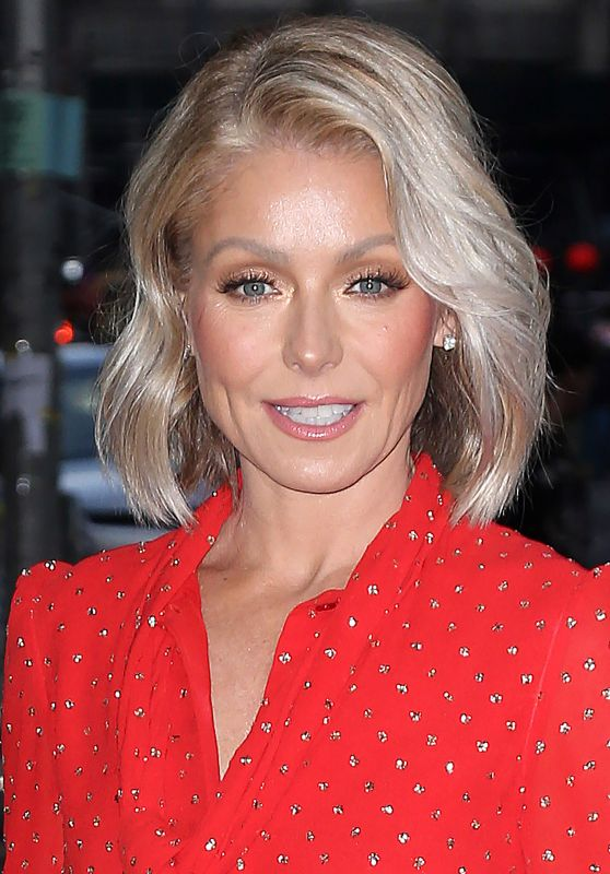 Kelly Ripa at