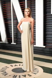 Kelly Rohrbach at Vanity Fair Oscar 2017 Party in Los Angeles