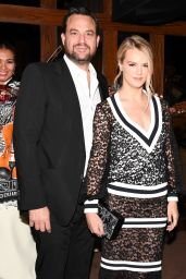 Kelly Sawyer – Charles Finch and Chanel Annual Pre-Oscar Awards Dinner in Beverly Hills 2/25/ 2017