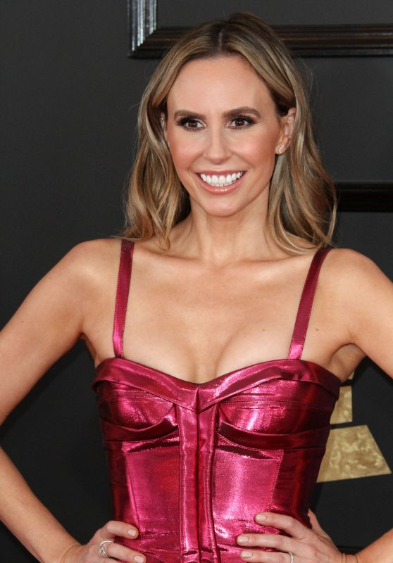 Keltie Knight at GRAMMY Awards in Los Angeles 2/12/ 2017