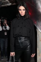 Kendall Jenner - Alexander Wang Fashion Show during NYFW 2/11/ 2017