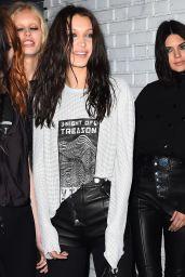 Kendall Jenner - Alexander Wang Fashion Show during NYFW 2/11/ 2017