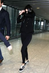 Kendall Jenner - Jetted Out of Heathrow Airport in London 2/21/ 2017