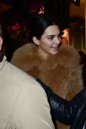 Kendall Jenner - Leaving Her Hotel in Milan, Italy 2/23/ 2017