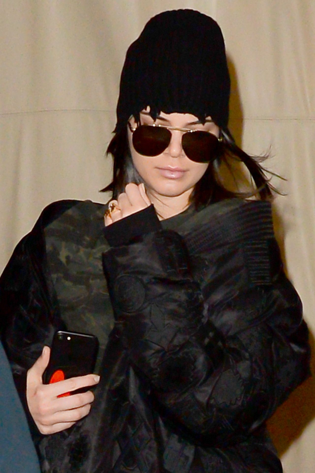Kendall Jenner - Leaving The Mercer Hotel in Manhattan, NYC 2/14/ 2017
