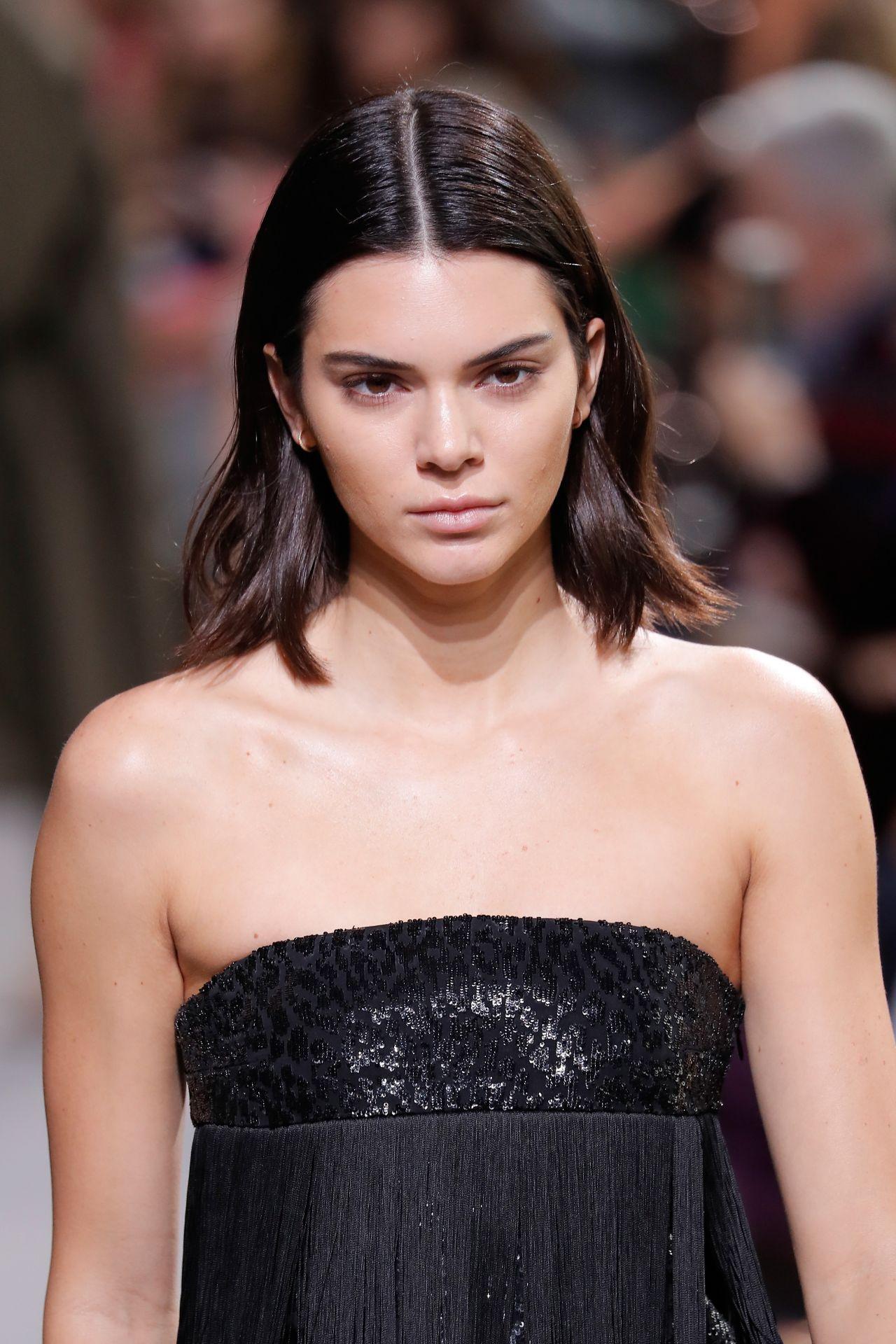 Kendall Jenner Michael Kors Collection Fall 2017 Fashion