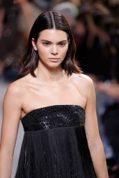 Kendall Jenner - Michael Kors Collection Fall 2017 Fashion Show in NYC 2/15/ 2017