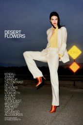 Kendall Jenner - Vogue Magazine USA March 2017 Issue and Photos