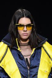 Kendall Jenner Walks the Runway at the Versace Show - Milan Fashion Week 2/24/ 2017