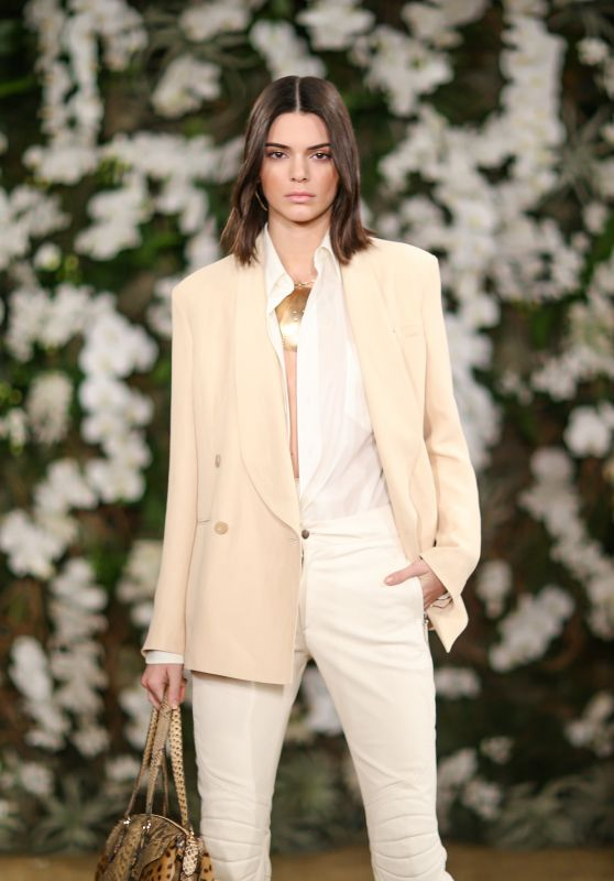 Kendall Jenner Walks the Runway for Ralph Lauren Collection - NYFW 2/15/ 2017