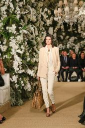 Kendall Jenner Walks the Runway for Ralph Lauren Collection - NYFW 2/15/ 2017